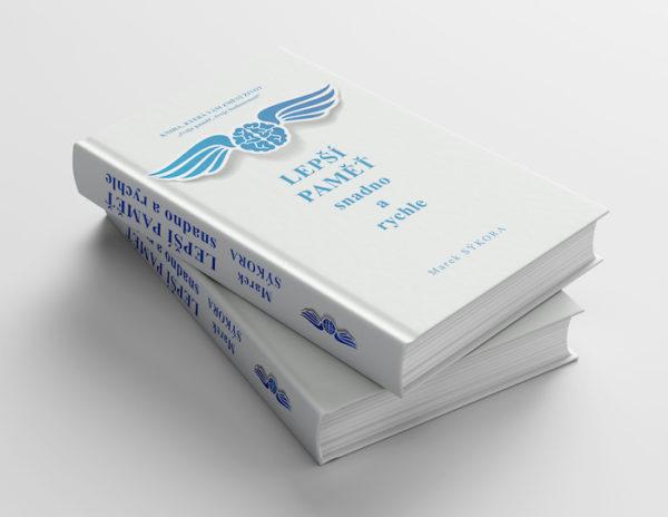 Kniha Lepší paměť snadno a rychle